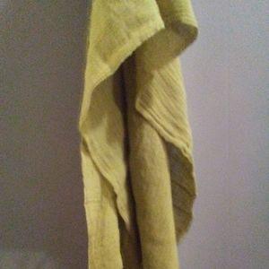 Celadon Green Textured Woven Scarf